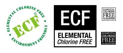 Маркировочные знаки ECF