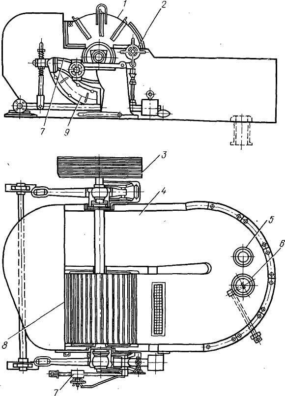 Схема массного ролла РВМ-5